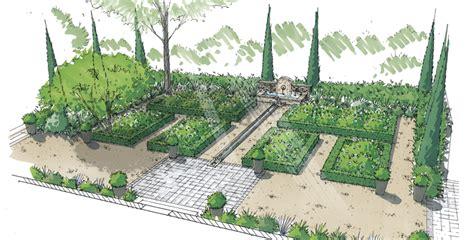 bureau poste marseille jardin d une bastide aixoise du xviie siècle quartier des