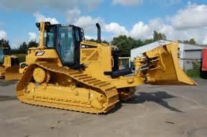 cat d6n lgp dozer construction machinery
