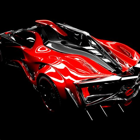 Inferno Is A 1,400 Hp New Mexican Supercar