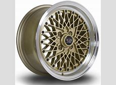 Rota OS Mesh in Gold with polished lip 15x7