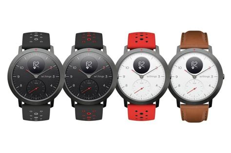 withings brand returns  steel hr sport hybrid smartwatch macrumors
