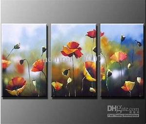 Modern Abstract Oil Painting on Canvas Art Group Oil Home