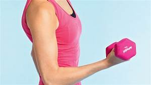 The Women U2019s Fitness Guide To Arm Exercises