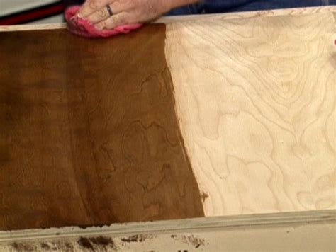how to stain wood tips on staining wood diy home decor and decorating ideas diy