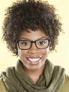 Natural Hairstyles for Black Women with Curly Hair