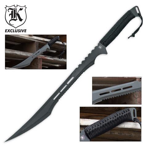 Secret Agent Tactical Ninja Sword With Shoulder Harness