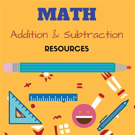 addition  subtraction math games  printable
