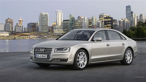 2014 audi a8 l computer wallpapers desktop backgrounds
