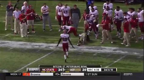 The game will be december 26 at our goal is to continue to move bitcoin into the mainstream and sponsoring the st. 2014.12.26 Bitcoin St Petersburg Bowl | NC State Wolfpack vs Central Florida Knights Football ...