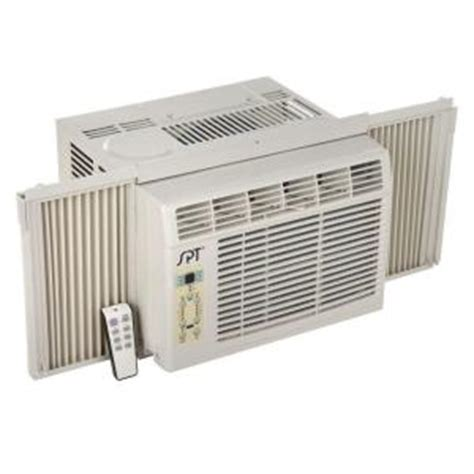 conditioners home depot spt 12 000 btu window air conditioner wa 1211s the home