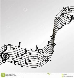 Vector Music Notes Stock Photos - Image: 36058293