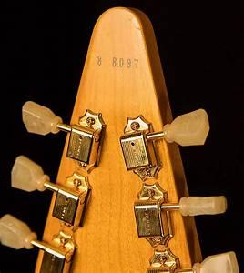 2008 Gibson Custom Limited 50th Anniversary 1958 Korina