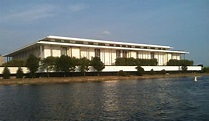 John F. Kennedy Center for the Performing Arts - Wikipedia