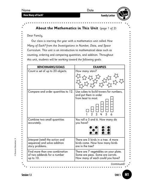 math investigations grade 2 worksheets them and