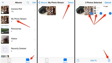 how to delete photos on iphone how to delete photos from photo on your iphone