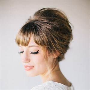 Must Read Tips For Wedding Hairstyles With Full Fringe