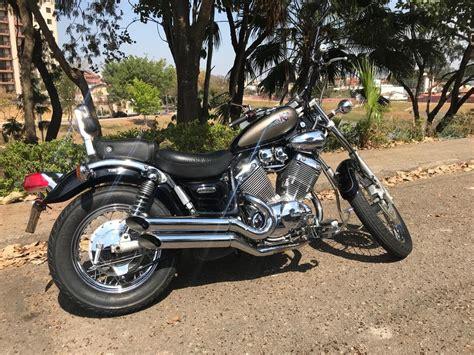 Moto Yamaha Xv 535 Xv 535 S Virago Por R 14 500 00 Em
