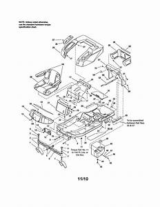 Craftsman Zts7500 Rear