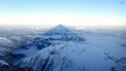 Everest Mount Wallpapers Background Nature Shadow Mt