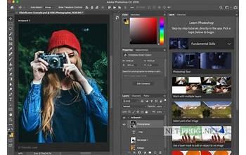 Adobe Photoshop screenshot #2