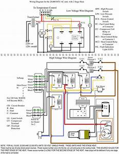 Package Ac Wiring Diagram Unit Best Of In 2020