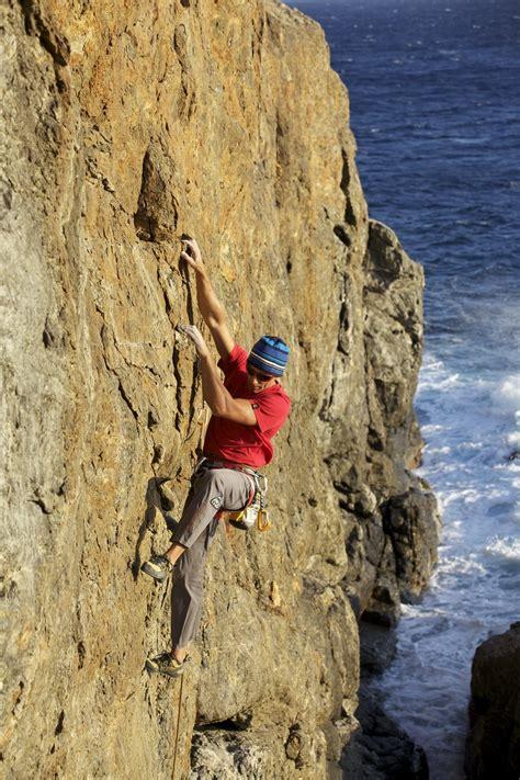 freeclimbing klettern auf der insel elba