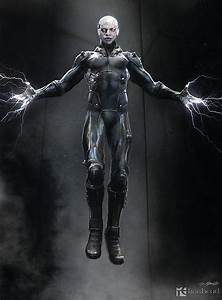 Concept Art: Electro and Spider-Man For 'The Amazing ...