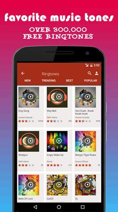 phoneky free apps ringtones version android