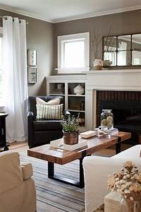 Warme kleuren woonkamer - I Love My Interior