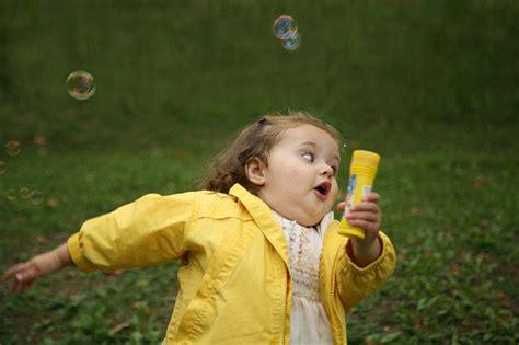 Running Baby Meme - lol funny meme chubby bubbles girl lol funny meme