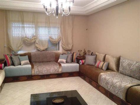 couvre canapé marocain salon marocain moderne moroccan sofa