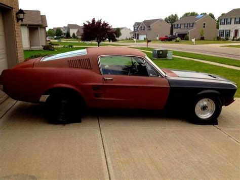 Buy New 1967 Mustang Fastback 390 4 Speed 67 68 1968 Ford