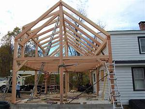 South County Post & Beam, Inc - Gallery-Timber frame, Post