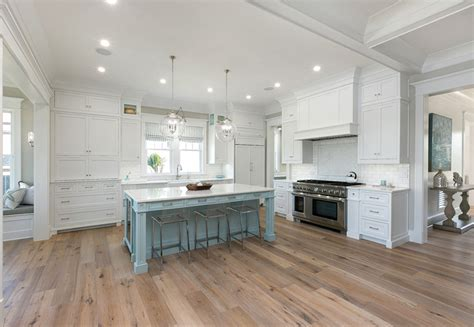 wood floors with white kitchen cabinets mahshie custom homes house of turquoise 9839