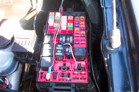 wiring diagram  hood fuse box  efan  fonline forums