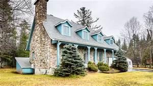 Maison à Vendre Royan : maison vendre house for sale 107 ch de la canadienne saint adolphe d 39 howard qc youtube ~ Melissatoandfro.com Idées de Décoration
