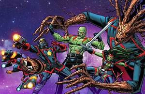Guardians of the Galaxy by bennyfuentes on DeviantArt