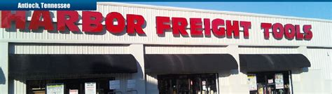 harbor freight tools antioch tn