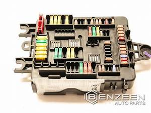 Oem 61149296879 - Used 2016 Bmw M3 Stdfuse Box