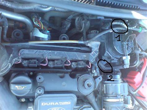 changer de si鑒e air air dans le circuit de carburant 2004 ford mécanique électronique forum technique
