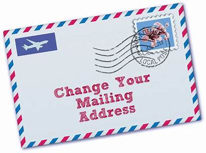 Address Clipart Envelope Stamp Cliparts Clip Mailing
