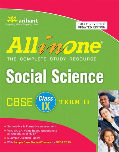Cbse 2nd class books 2021 download for english & hindi medium textbooks, workbooks, and other learning material for mother language every year the cbse board has announced a list of textbook names and also provided under free textbook scheme to all eligible students of government. All in One CBSE - Social Science Class 9 Term 2 English ...