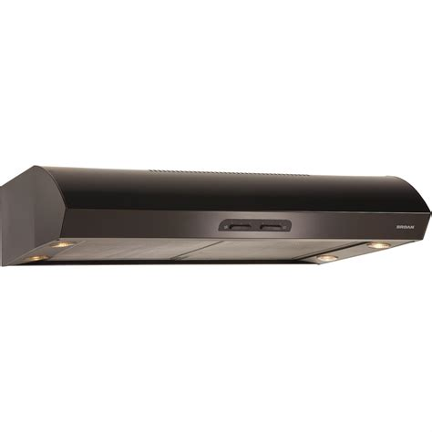 42 under cabinet range hood broan 42 inch 300 cfm under cabinet range hood black