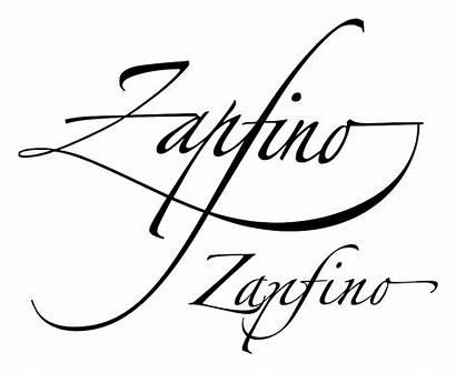 Zapfino Ligature Demo Font Typography Hermann Zapf