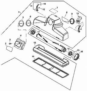 Kirby G5 Generation 5 Vacuum Cleaner Parts