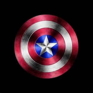 Tutorial Photoshop: Crea el escudo del Capitán América Taringa!