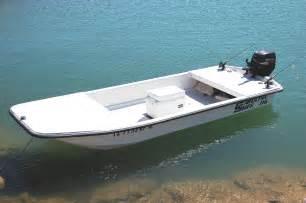 Carolina Skiff Flat Bottom Boat