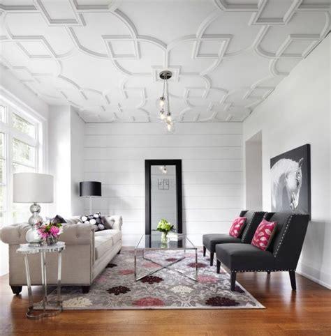 Rénover Et Décorer Avec Des Faux Plafonds