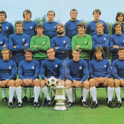 Chelsea 1969-70 Retro Football Jersey | Retro Football Club