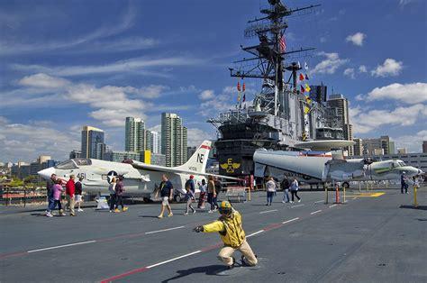 USS Midway Museum San Diego